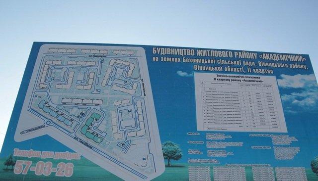 Гіренко здав ще 2 будинки та почав будувати ринок в містечку «Академічний» на півдні Вінниці, фото-1