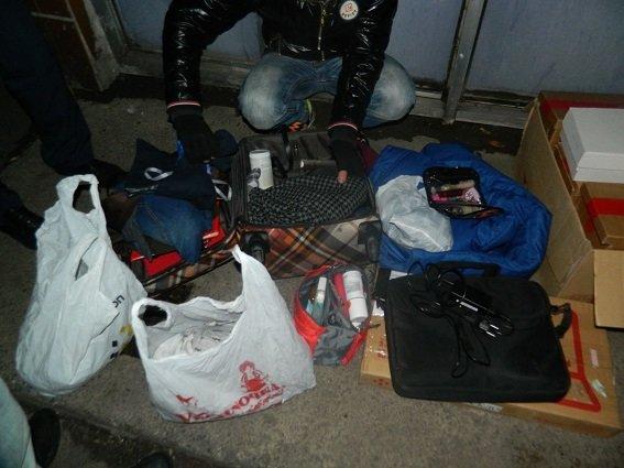 На Подоле милиция задержала воров, обокравших 60 машин (ФОТО) (фото) - фото 1