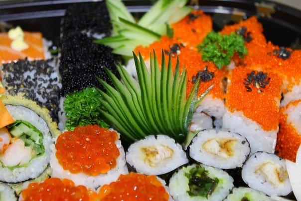 Online суши- бар «Самурай» дарит скидку -20% на все меню каждую СРЕДУ и СУББОТУ!, фото-1