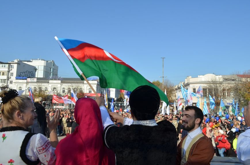 Шеремет: Наша страна - ярчайший пример того, как в согласии и единстве живут люди всех национальностей (ФОТО), фото-12