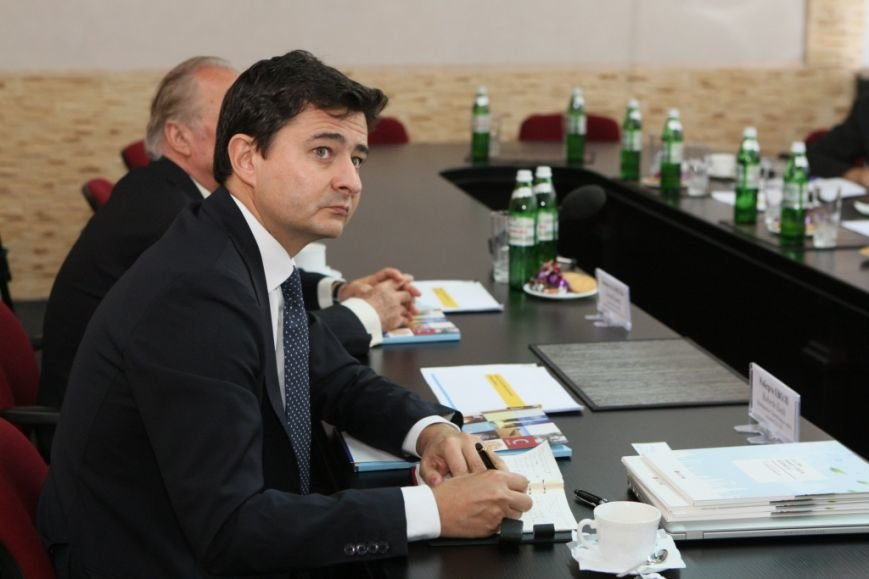 Вилкул: В Днепропетровске будет создана система городской безопасности на основании современных технологий и лучшего мирового опыта (фото) - фото 2
