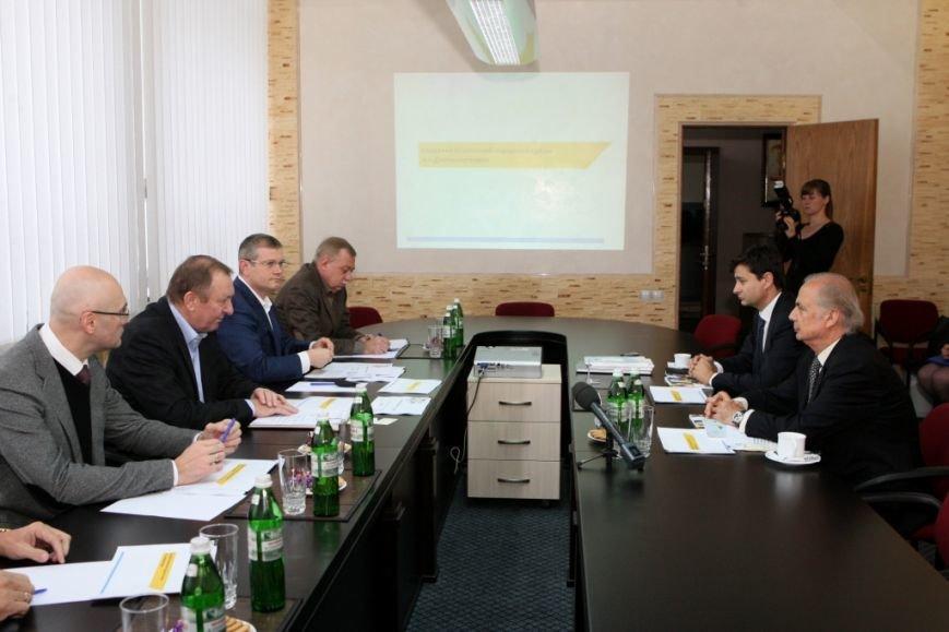 Вилкул: В Днепропетровске будет создана система городской безопасности на основании современных технологий и лучшего мирового опыта (фото) - фото 1