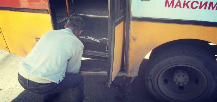Громадський транспорт у Тернополі знаходиться в аварійному стані (фото) (фото) - фото 1