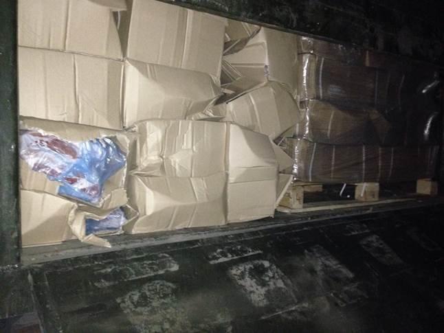 Харьковская СБУ лишила россиян украинского сыра и мяса (ФОТО) (фото) - фото 1