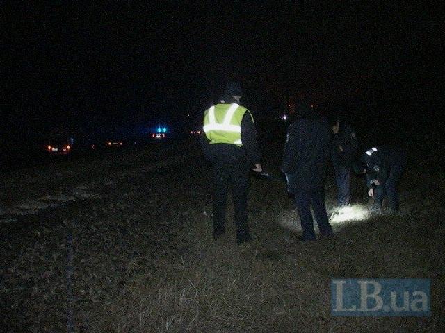 Под Киевом поезд насмерть сбил мужчину (ФОТО, ВИДЕО) (фото) - фото 1