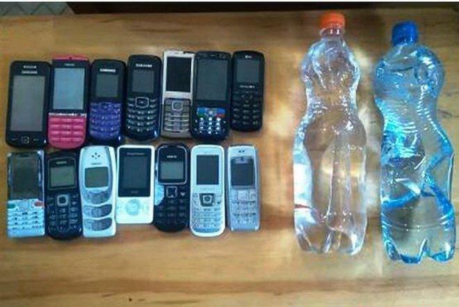 Вінничанин хотів перекинути в колонію горілку і 14 телефонів, фото-1