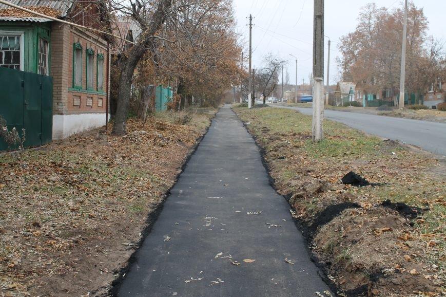 На ул. Шевченко начали асфальтировать тротуар (ФОТОФАКТ), фото-2