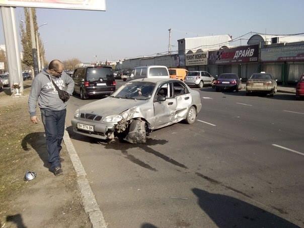 На Котовского в аварии погиб одесский мотоциклист (ФОТО) (фото) - фото 1