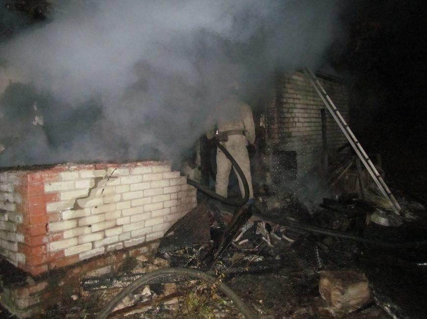 Славянск пожар 2