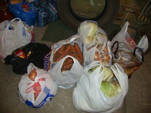 Еженедельно жители Павлоградского района отправляют продукты военным АТО (фото) - фото 2