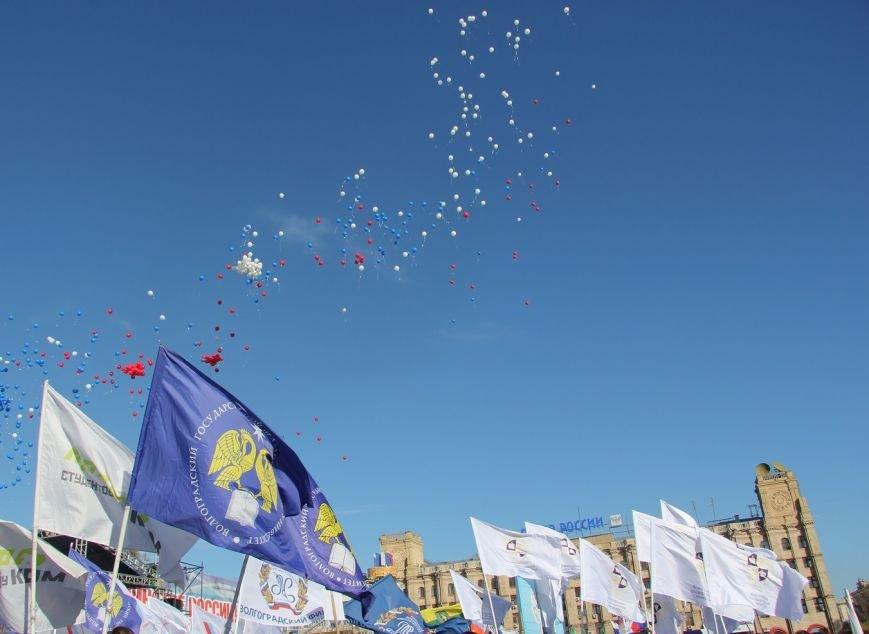 День народного единства Волгоград отметил митингом-концертом, фото-11
