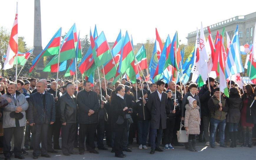 День народного единства Волгоград отметил митингом-концертом, фото-2