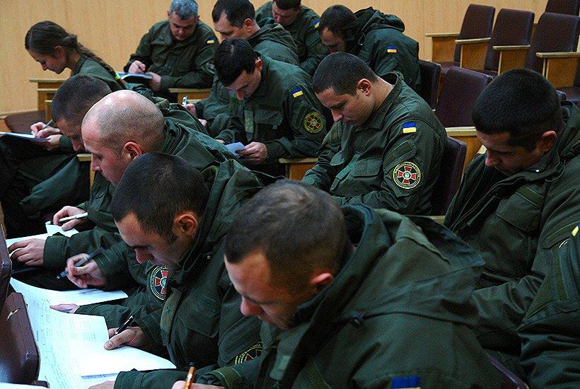 Харьковские Нацгвардейцы продемонстрируют свою подготовку на итоговых учениях (ФОТО), фото-5