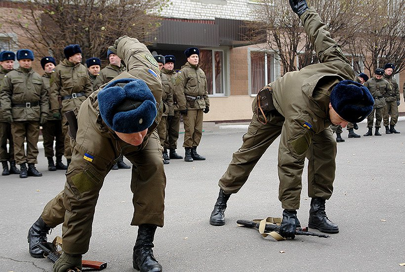 Харьковские Нацгвардейцы продемонстрируют свою подготовку на итоговых учениях (ФОТО), фото-2