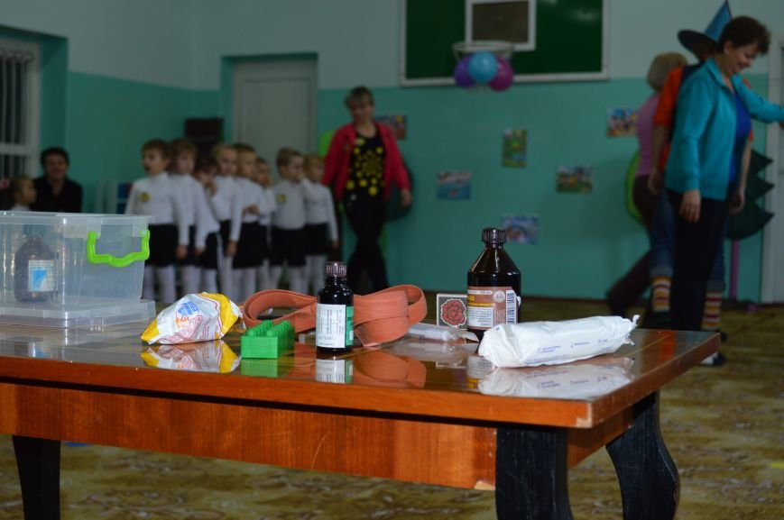 У Житомирі малеча змагалась у спортивних розвагах «Маленькі рятівники», фото-7