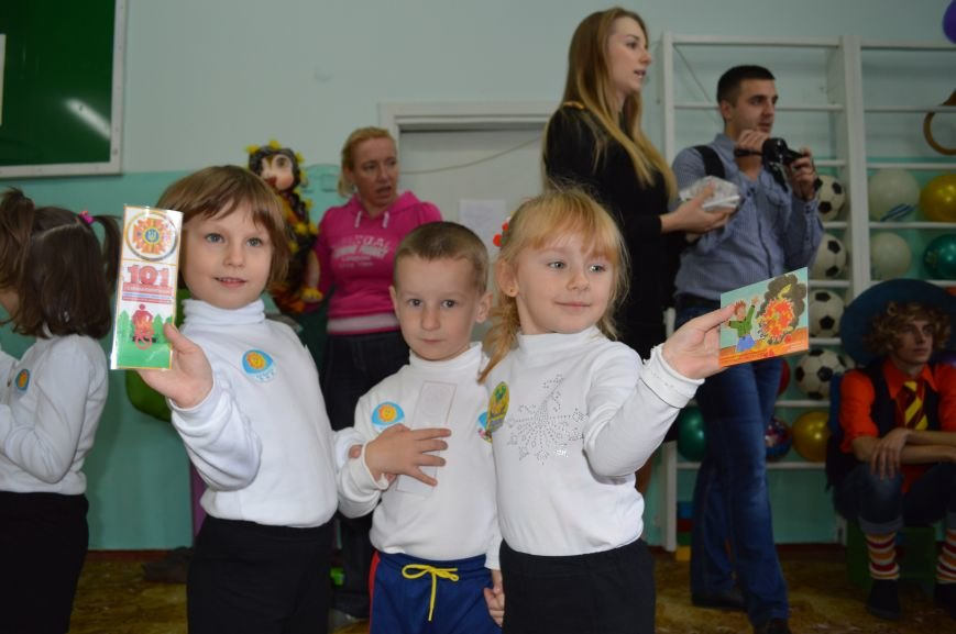 У Житомирі малеча змагалась у спортивних розвагах «Маленькі рятівники», фото-5