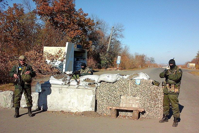 Харьковские нацгвардейцы задержали в зоне АТО изменника Родины (ФОТО), фото-1