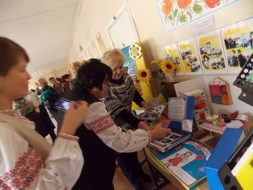 Инновации добропольских педагогов признаны лучшими на областной выставке (ФОТО) (фото) - фото 1