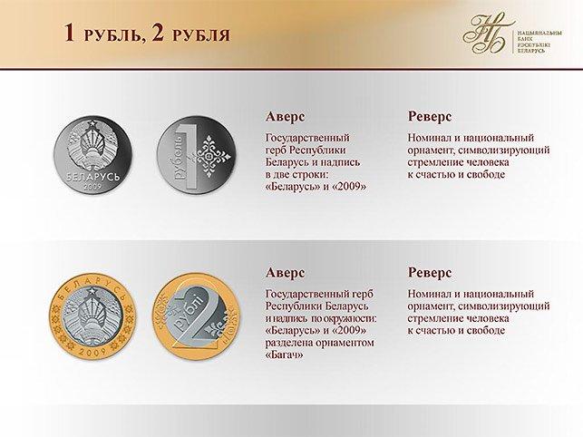 Как будут выглядеть белорусские рубли и копейки после деноминации в 2016 (фото) - фото 10