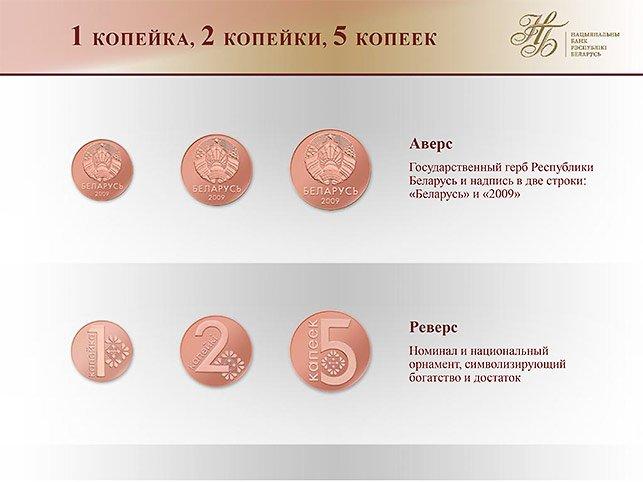 Как будут выглядеть белорусские рубли и копейки после деноминации в 2016 (фото) - фото 8