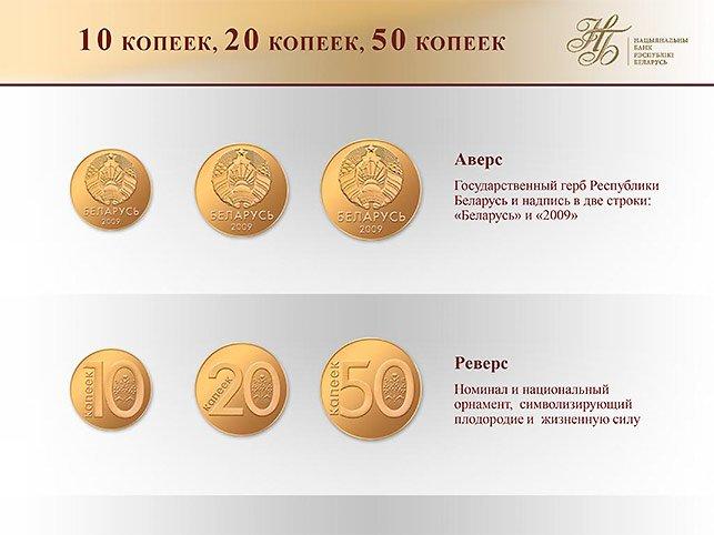 Как будут выглядеть белорусские рубли и копейки после деноминации в 2016 (фото) - фото 9