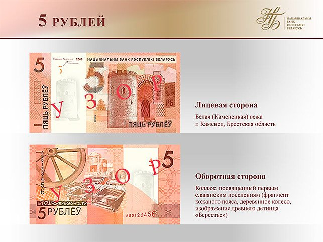 Как будут выглядеть белорусские рубли и копейки после деноминации в 2016 (фото) - фото 1