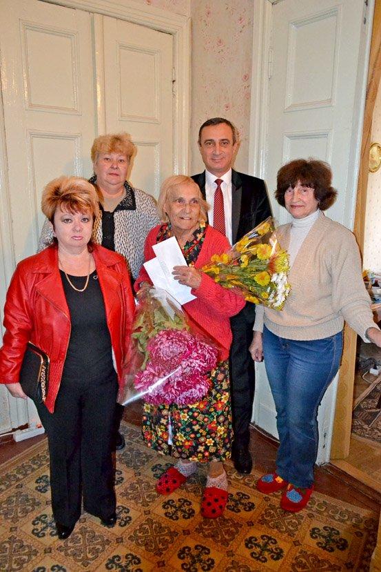 С днем рождения, Капитолина Александровна!, фото-1
