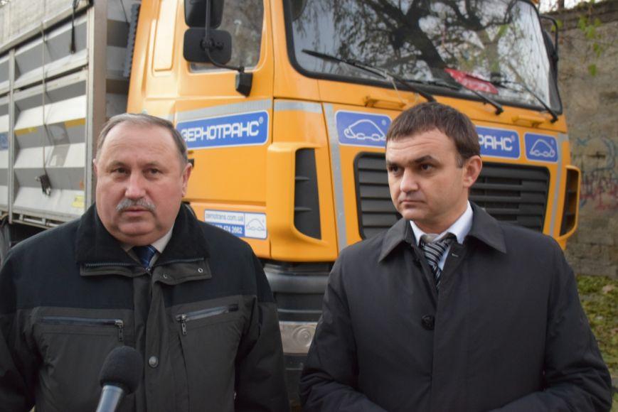 Николаевская гуманитарка выехала на Донбасс (ФОТО) (фото) - фото 2