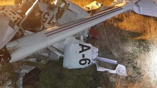 В Крыму разбился частный самолет: Погибли 4 человека, среди которых священник (ФОТО, ВИДЕО), фото-3