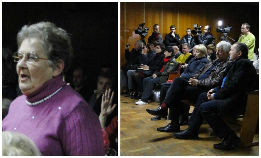 Радше зустріч, ніж дебати відбулися між кандидатами у мери міста (Фото) (фото) - фото 4