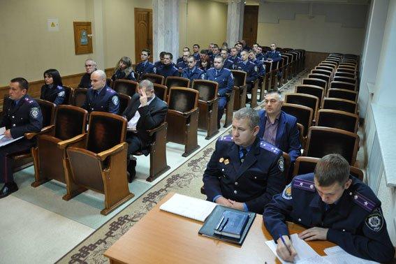 На Полтавщині почали переатестовувати міліцію (фото) - фото 1