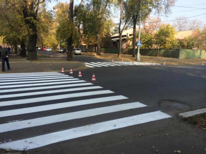 Не прошло и пять лет! В центре Мариуполя  разметили опасный перекресток (ФОТОФАКТ), фото-1