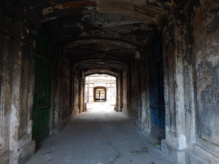 Николаевцев приглашают посмотреть на «внутренний мир» одесских домов (ФОТО) (фото) - фото 2