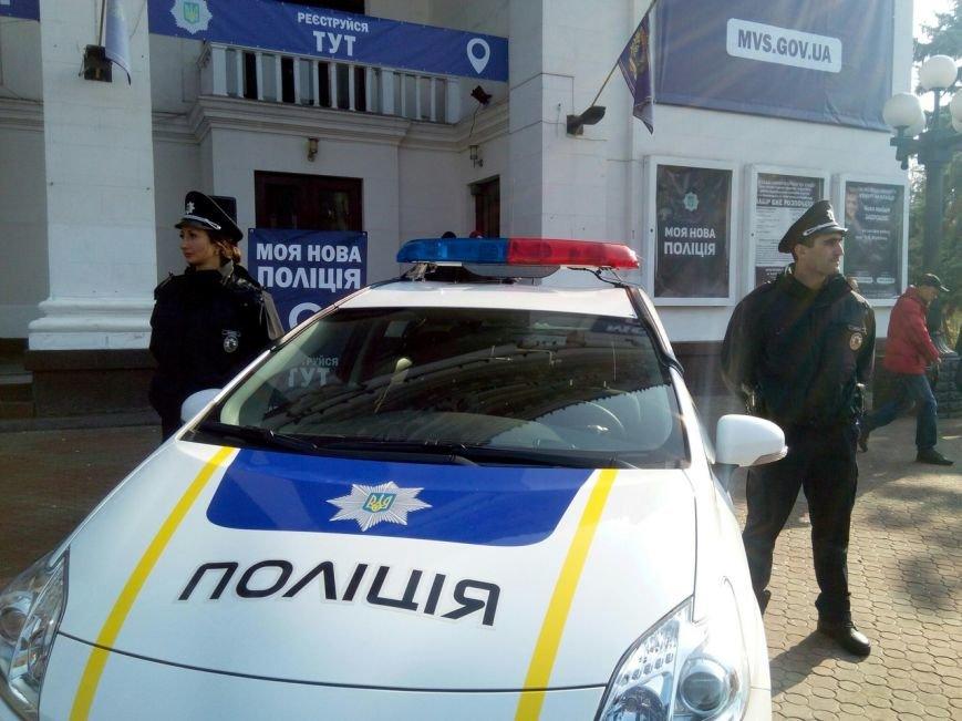 Мариупольцы пошли в полицию ради высокой зарплаты и детской мечты (ВИДЕО) (фото) - фото 4