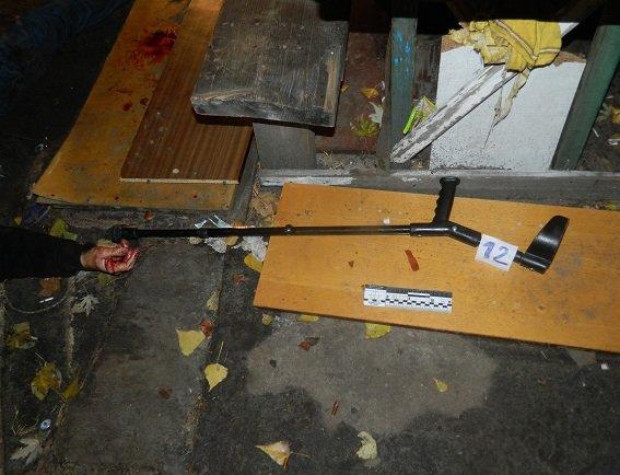 В Киеве пьяный мужчина до смерти избил товарища (ФОТО, ВИДЕО) (фото) - фото 2