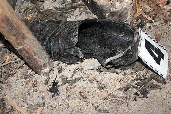 Підпалив будинок, щоб замаскувати вбивство (Фото) (фото) - фото 1