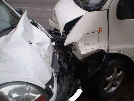 За день в Сумах и области произошло 4 ДТП, в которых пострадали 7 людей (ФОТО) (фото) - фото 1