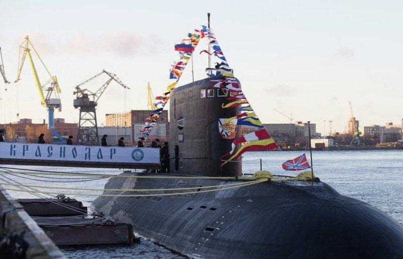 «Краснодар» заступил на военную службу (фото) - фото 2