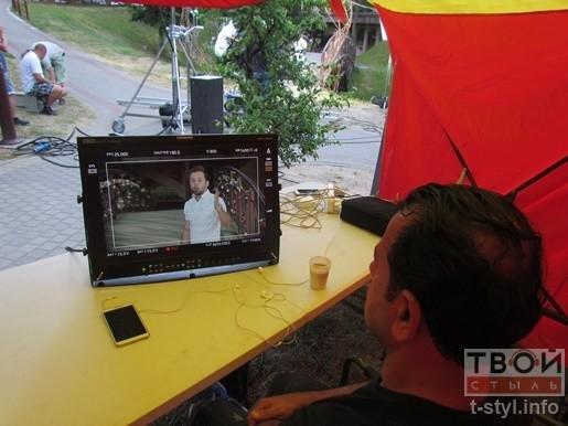 В интернете появилось видео клипов, снятых в Гродно иракским продюсером (фото) - фото 2