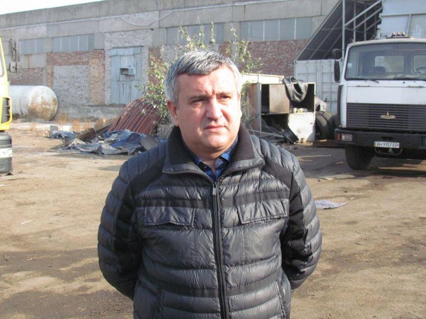 Предприятие Мариупольтеплосеть заготовило  дрова на всю зиму (ФОТО), фото-1