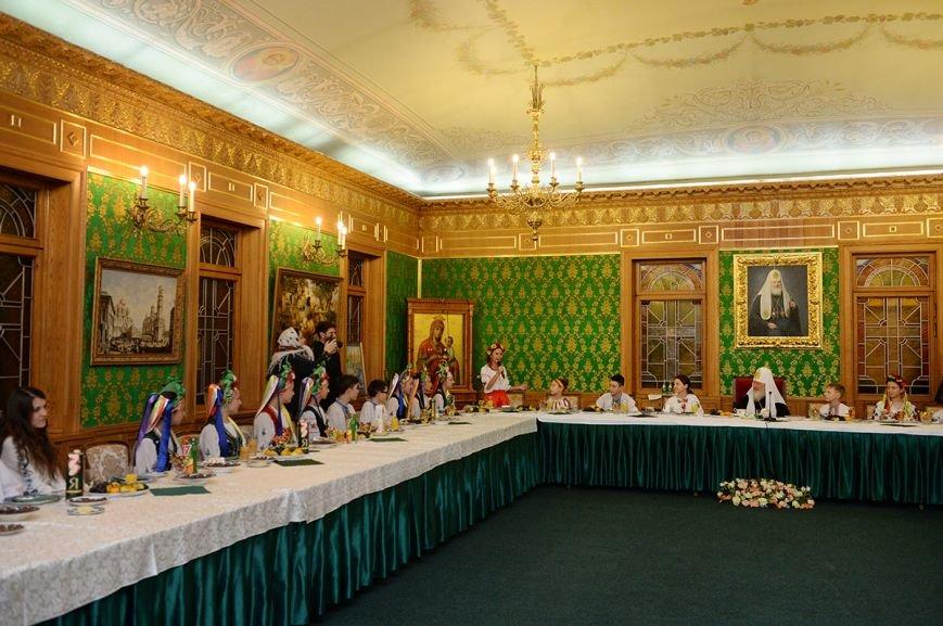 «Горецвет»: Патриарх Кирилл поблагодарил организаторов, которые отвезли  криворожских детей в Москву, фото-4