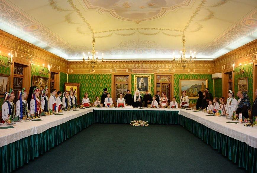 «Горецвет»: Патриарх Кирилл поблагодарил организаторов, которые отвезли  криворожских детей в Москву, фото-8