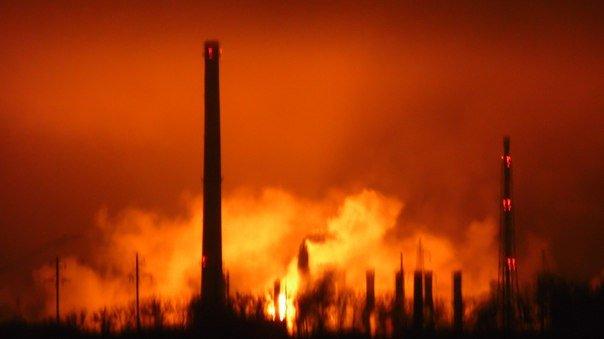 Фотофакт: на ГродноАзот запустили цех, а жители города решили, что произошел большой пожар (фото) - фото 2