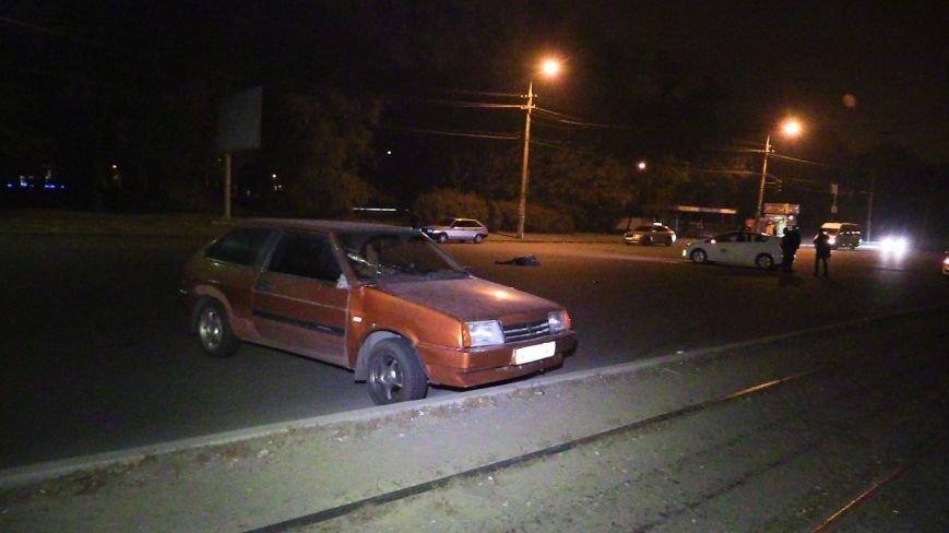 ДТП в Днепропетровске: автомобиль насмерть сбил пешехода, фото-3