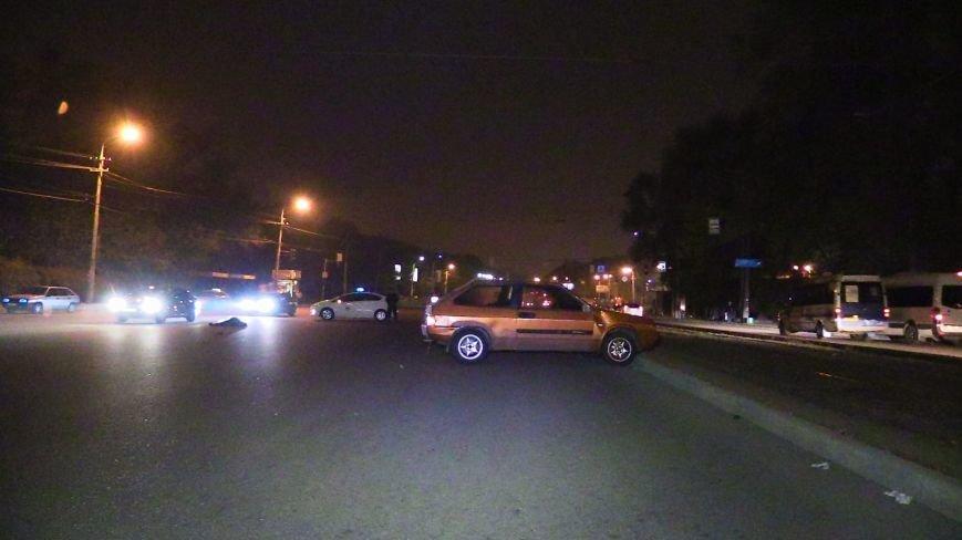 ДТП в Днепропетровске: автомобиль насмерть сбил пешехода, фото-2