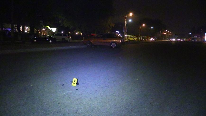 ДТП в Днепропетровске: автомобиль насмерть сбил пешехода, фото-1