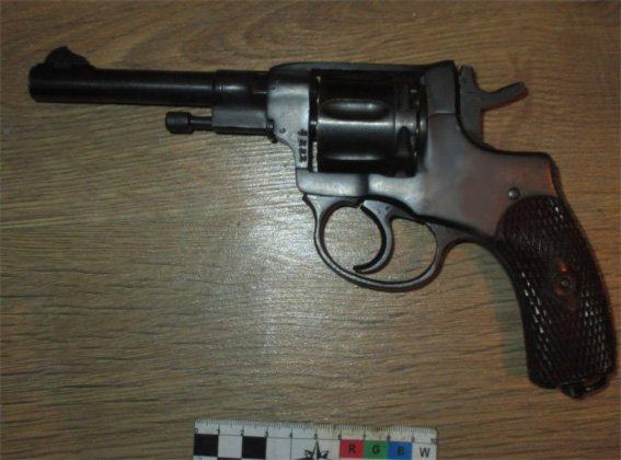 У жителя області вилучено зброю та боєприпаси (ФОТО) (фото) - фото 1