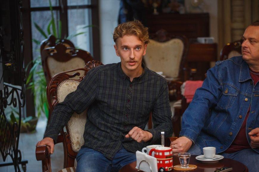 Интервью с группой «Табула Раса» в Днепродзержинске (фото) - фото 3