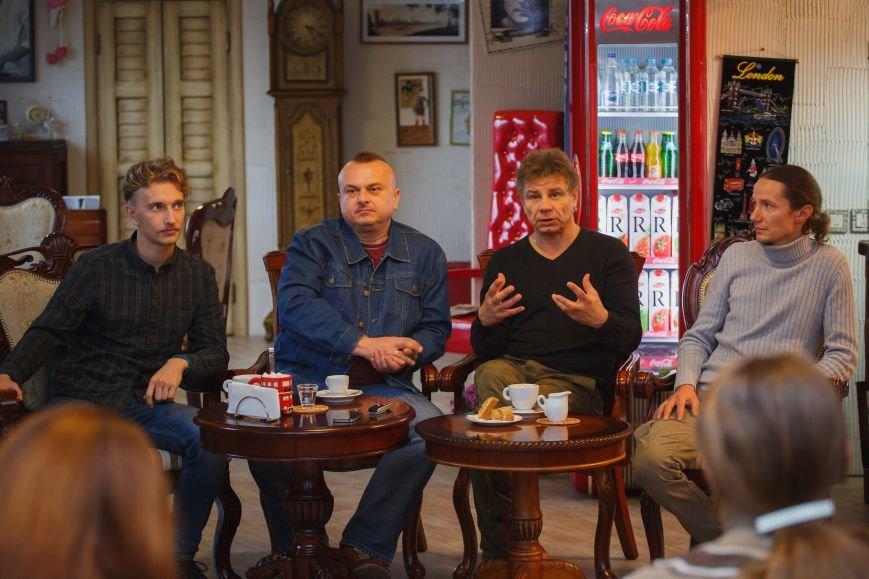 Интервью с группой «Табула Раса» в Днепродзержинске (фото) - фото 2