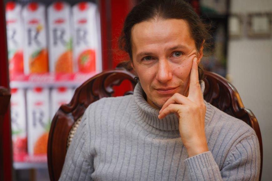 Интервью с группой «Табула Раса» в Днепродзержинске (фото) - фото 4